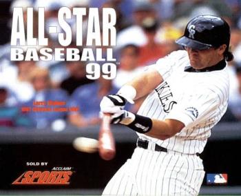 All-Star Baseball '99