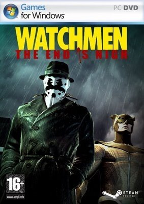 Watchmen: The End Is Nigh Complete Experience