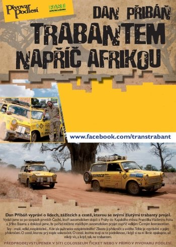 Trabantem napříč Afrikou