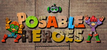 Posable Heroes