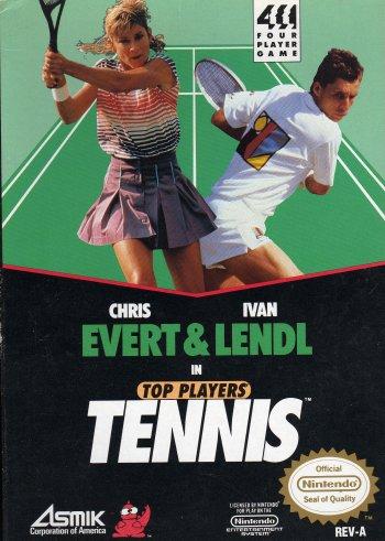 Top Players' Tennis
