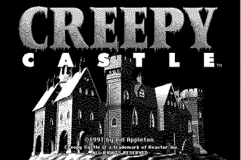 Creepy Castle