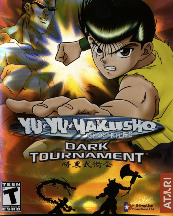 YuYu Hakusho: Dark Tournament