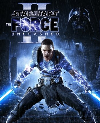 Star Wars: The Force Unleashed II High Resolution Box Art