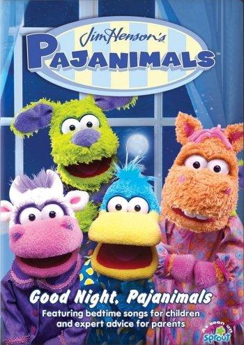 Pajanimals: Good Night, Pajanimals!