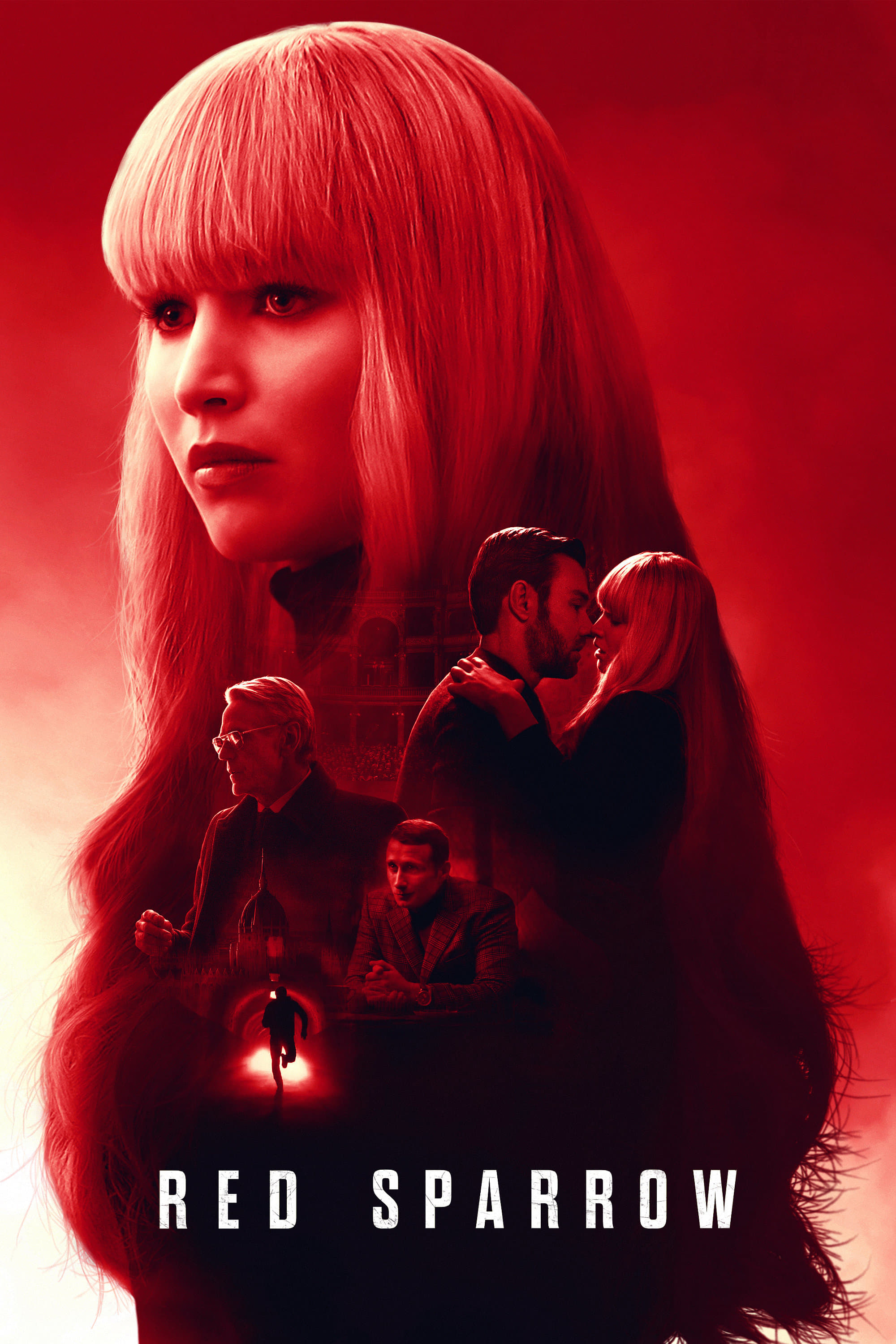 Red Sparrow Movie Poster - ID: 177916 - Image Abyss