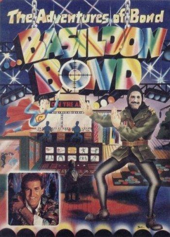 The Adventures of Basildon Bond