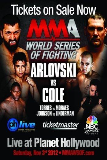 World Series of Fighting 1