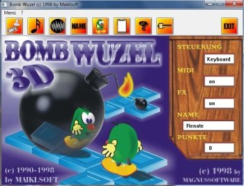 Bomb Wuzel