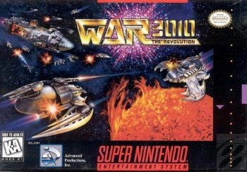 War 3010: The Revolution