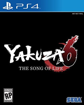 Yakuza 6: The Song of Life