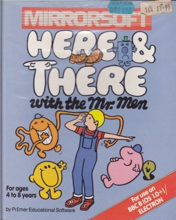 Here & There with the Mr. Men