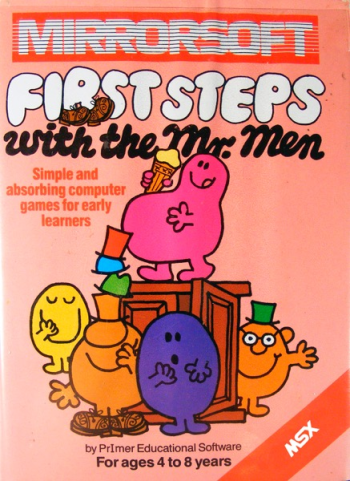 First Steps with the Mr. Men