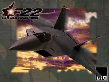 F-22 Air Dominance Fighter