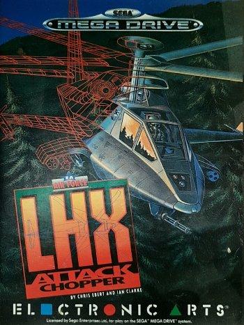 LHX: Attack Chopper