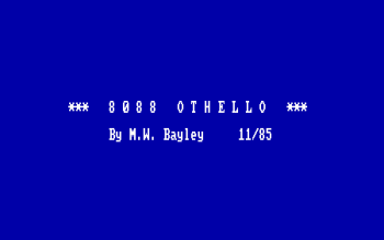 8088 Othello