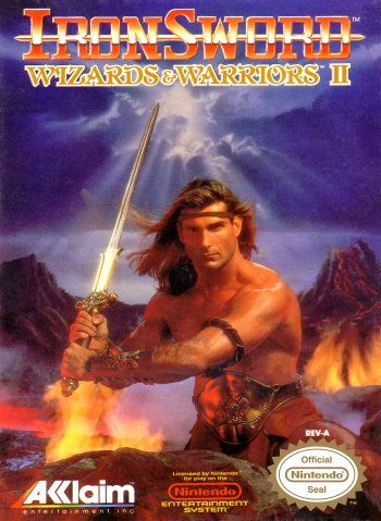 Ironsword: Wizards & Warriors II