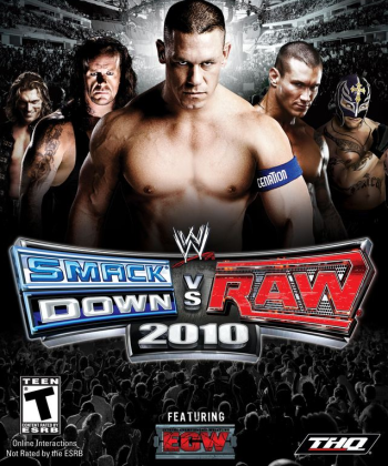 WWE SmackDown! vs. RAW 2010