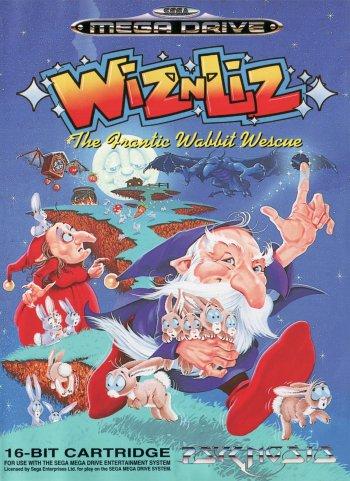 Wiz 'n' Liz: The Frantic Wabbit Wescue