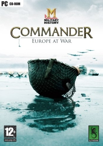Military History: Commander - Europe at War