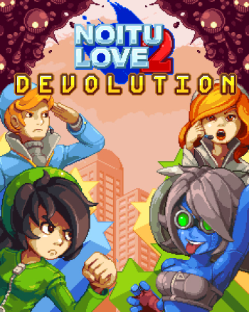 Noitu Love 2: Devolution