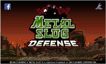 Metal Slug Defense
