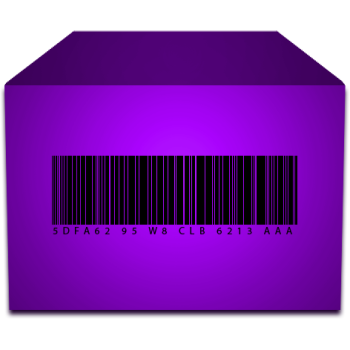 Preview Simplistic Boxes Barcode