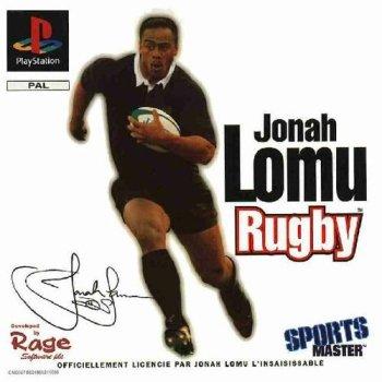 Jonah Lomu Rugby