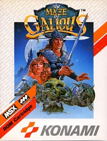 Knightmare II: The Maze of Galious