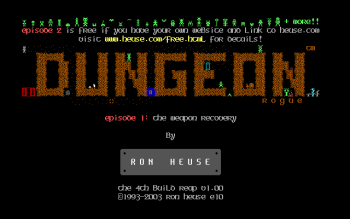 Dungeon Rogue