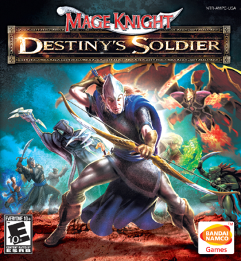 Mage Knight: Destiny's Soldier