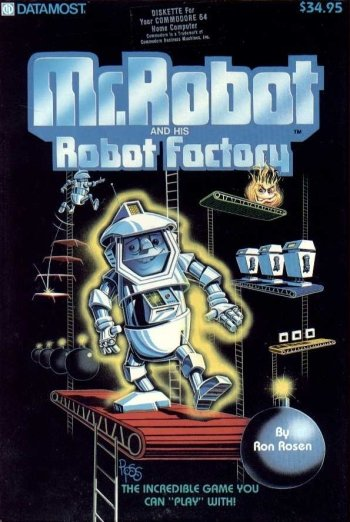 Mr. Robot and His Robot Factory