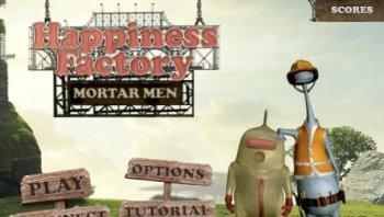 Coca-Cola Happiness Factory - Mortar Men