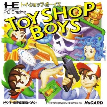 Toy Shop Boys