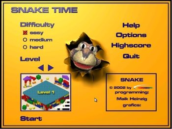 S.N.A.K.E Time