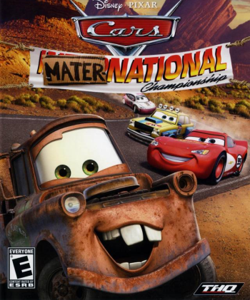 Disney/Pixar Cars: Mater-National Championship