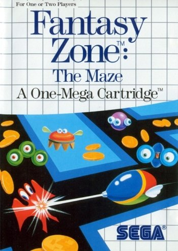 Fantasy Zone: The Maze