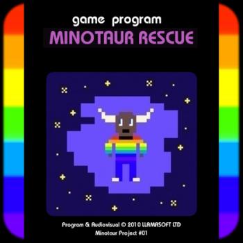Solar Minotaur Rescue Frenzy