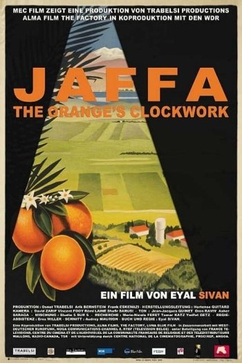 Jaffa, the Orange's Clockwork