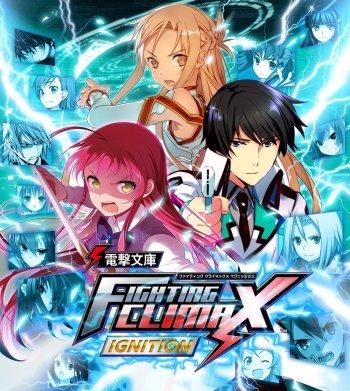 Dengeki Bunko: Fighting Climax Ignition