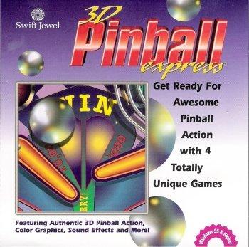 3D Pinball Express