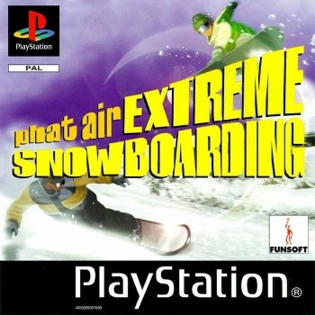 Phat Air: Extreme Snowboarding