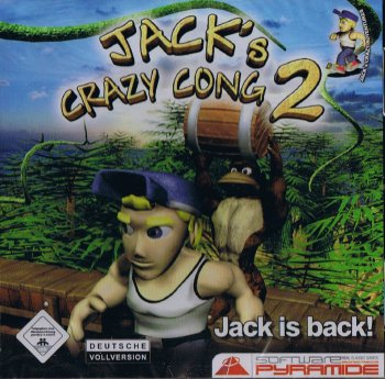 Jack's Crazy Cong 2