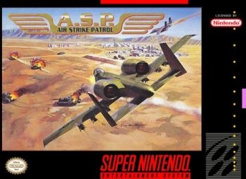 A.S.P. - Air Strike Patrol