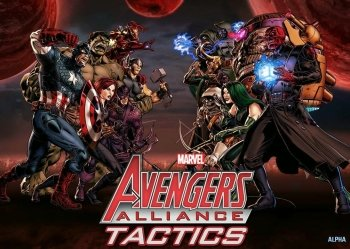 Marvel Avengers Alliance Tactics