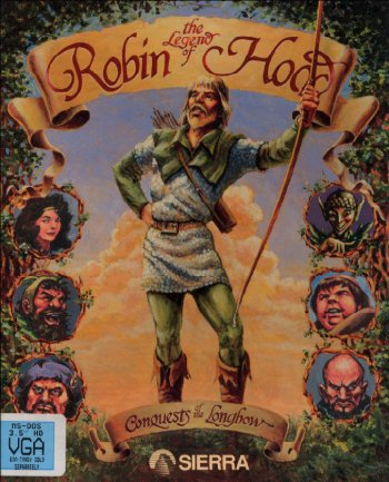 Conquests of the Longbow: The Legend of Robin Hood