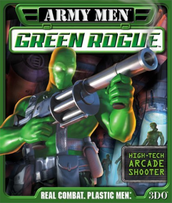 Army Men: Green Rogue