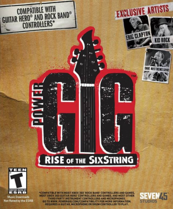 PowerGig: Rise of the SixString