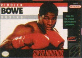Riddick Bowe Boxing
