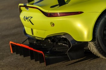 Preview Aston Martin Vantage GTE